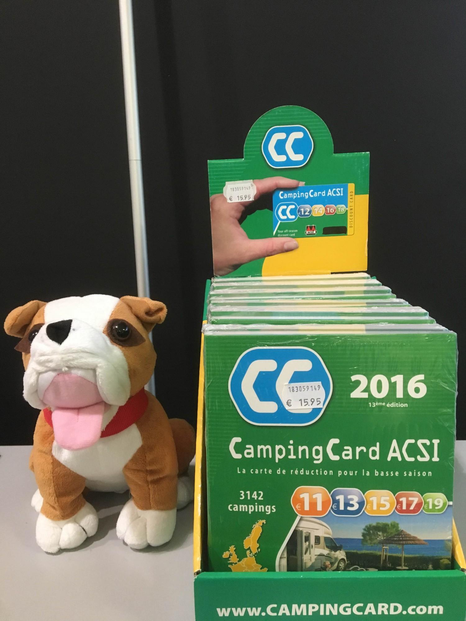 Faites comme Ferdy venez acquérir votre guide ACSI 2016
