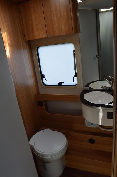 Camping-Car Intégral DETHLEFFS ADVANTAGE 7151 2015 Rouen-St Jean du Cardonnay 76