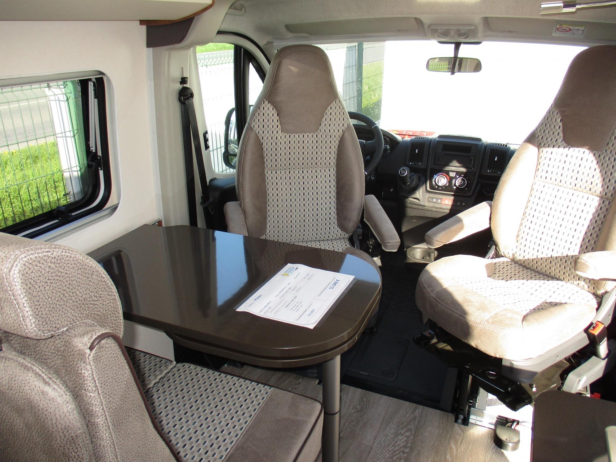 fourgon hobby ventana k65 es 2017 rouen