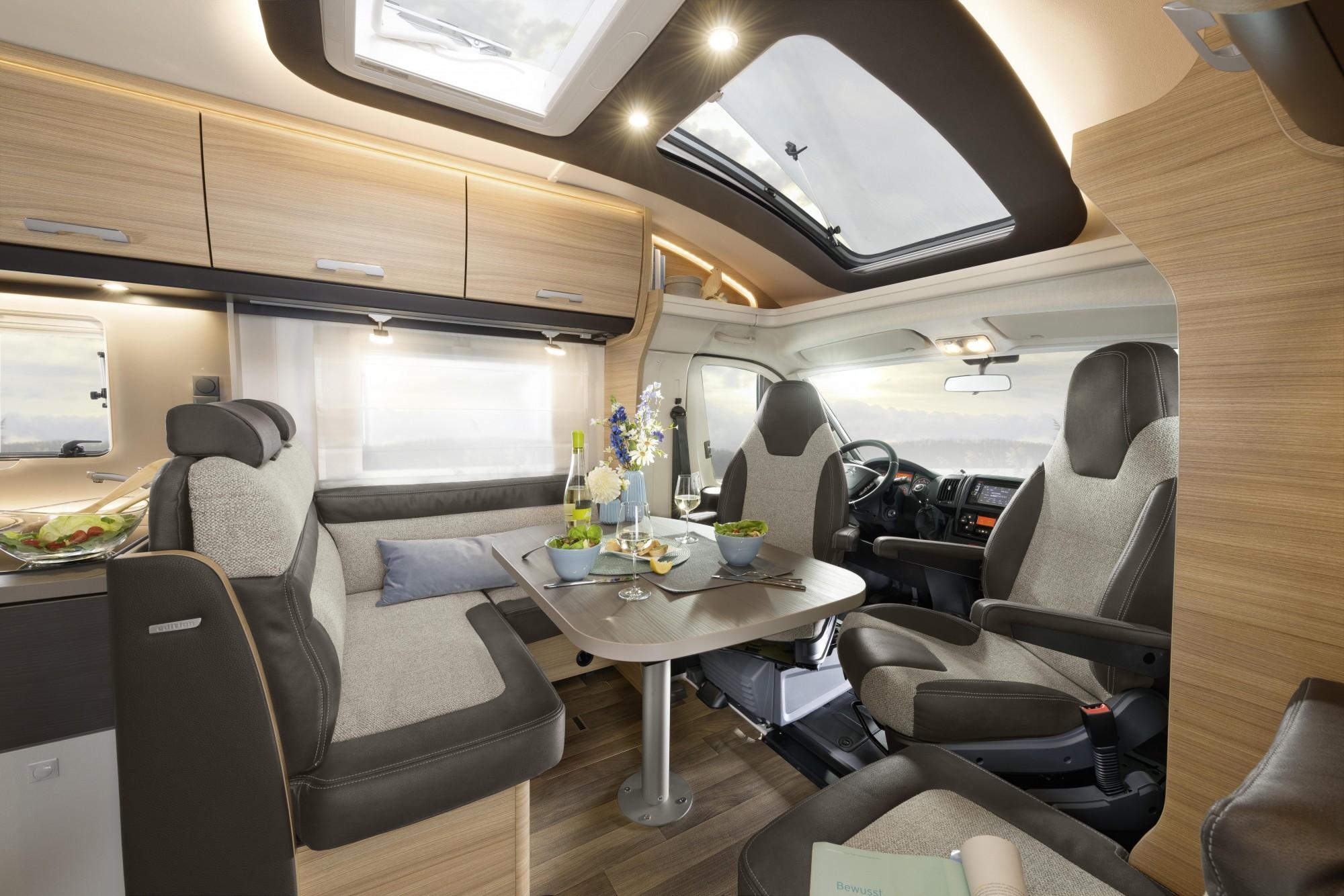 vends camping car dethleffs advantage t 7051 eb lit jumeaux 2018 st jean du cardonnay 76150. Black Bedroom Furniture Sets. Home Design Ideas