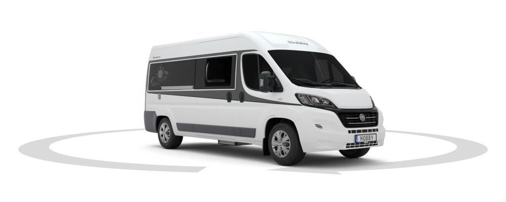 fourgon hobby ventana k60 ft 2018 rouen caravane service jousse. Black Bedroom Furniture Sets. Home Design Ideas