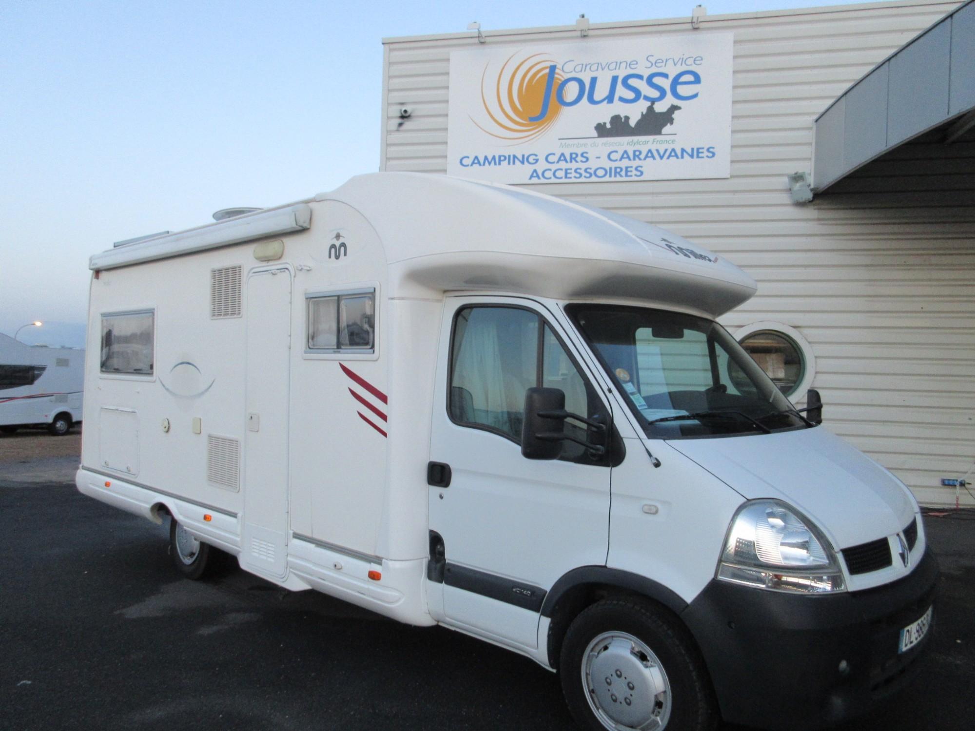 Mille Auto Rouen : achat de camping car neuf ou d 39 occasion sur rouen caravane service jousse ~ Medecine-chirurgie-esthetiques.com Avis de Voitures