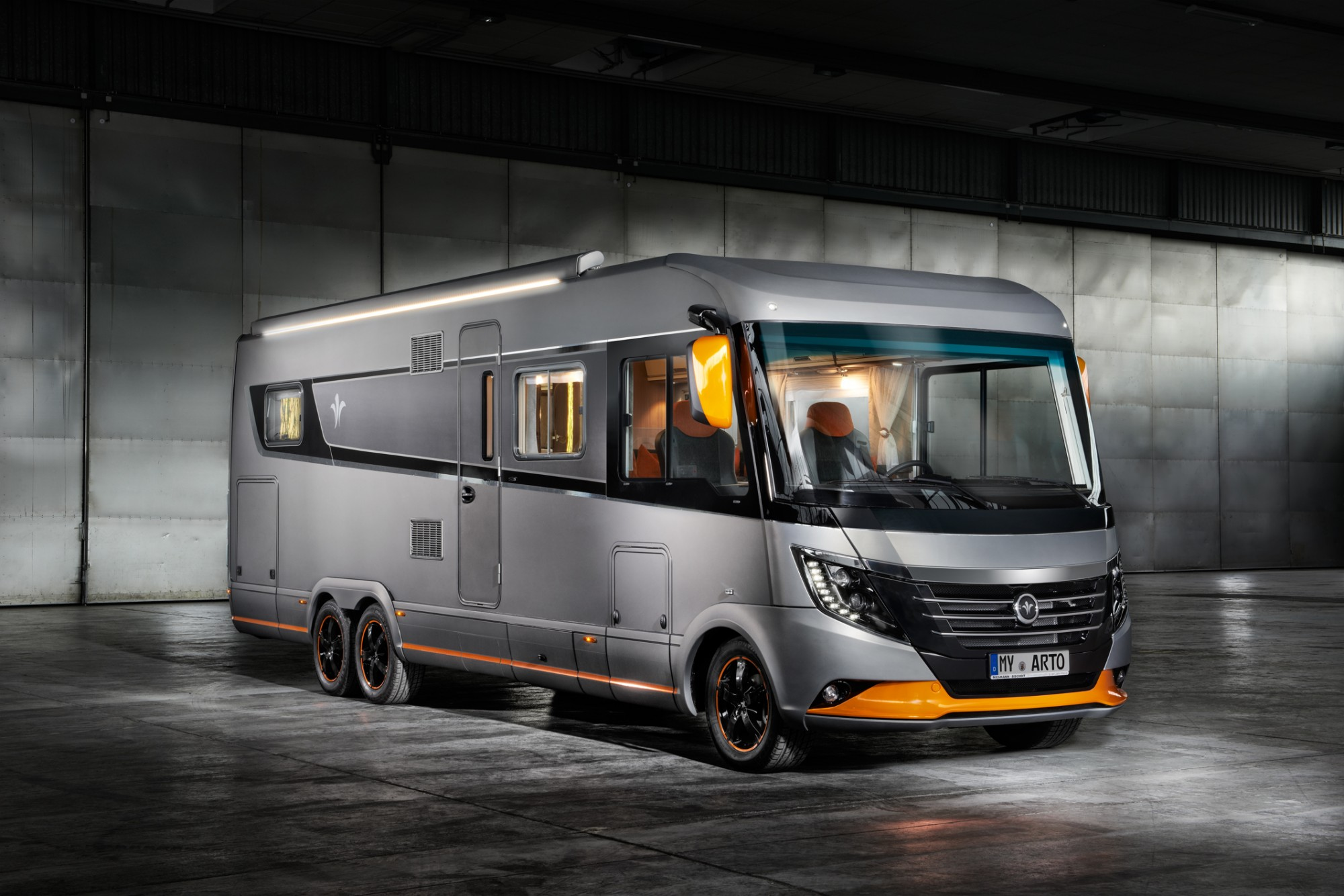 De camping camping car achat vente mobilier de camping camping - Poids Lourd Niesmann Bischoff