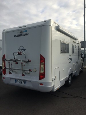 VENDS Camping-Car profilé ROLLER TEAM GRANDUCA XLP à Saint Jean du Cardonnay 76