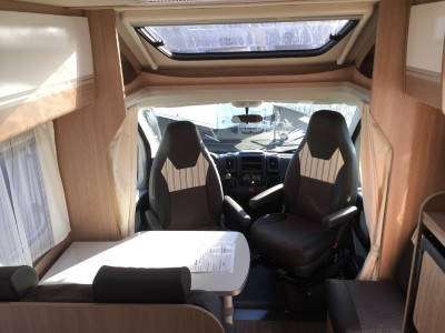 VENDS Camping-Car Profilé SUNLIGHT T 69 S 2016 Rouen-St Jean du Cardonnay 76