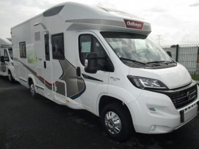 Vends camping-car CHALLENGER 377 MAGEO ST JEAN DU CARDONNAY 2017