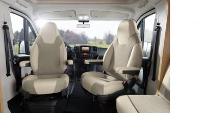 CAMPING-CAR DETHLEFFS GLOBEBUS T1 2018 ST JEAN DU CARDONNAY 76150